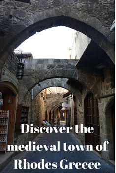 Top things to do in the medieval town of Rhodes Greece