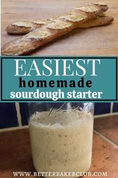 Make Your Own Sourdough Starter from Scratch Fall Recipes, Great Recipes, Favorite Recipes, Whole 30 Dessert, Dinner On A Budget, Fast Dinners, Artisan Bread, Healthy Dishes, Vegan Baking