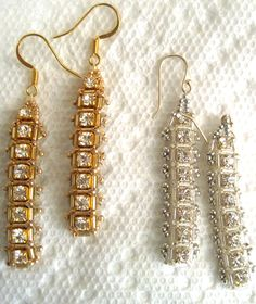 Embellished Crystal Chain by Sharon A Kyser