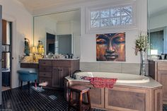 whimsical.  dressing table.  a place to sit to get ready for the day/evening.  adds a touch of romance, luxury.  Livable Luxury