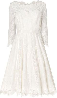 House of Fraser Phase Eight Cressida wedding dress on shopstyle.co.uk
