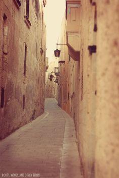 Mdina, Malta. Malta Direct will help you plan your getaway - http://www.maltadirect.com