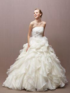 ウェディングドレス |レンタルウェディングドレス Permier