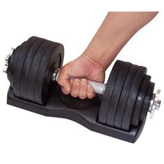 One Pair of Adjustable Dumbbells Kits - 200 Lbs (100 Lbs X 2pc) with Trays by Star Ring, http://www.amazon.com/dp/B00AN5QUTC/ref=cm_sw_r_pi_dp_nrhQrb08ZN9RG