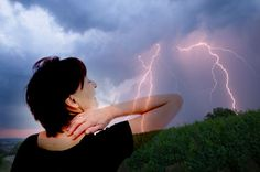 Can Aches and Pains Predict the Rain?  Definitely, yes!