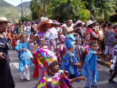 carnaval des enfants - Photos de vacances de Antilles Location #Martinique