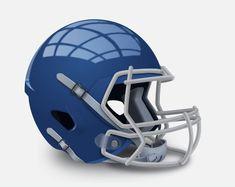 Illustrator Tutorial: Create A Footbal Helmet