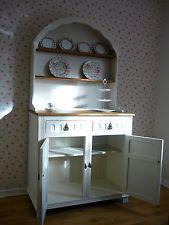 SHABBY CHIC Dutch Dresser/Welsh Dresser Painted in Farrow & Ball House White