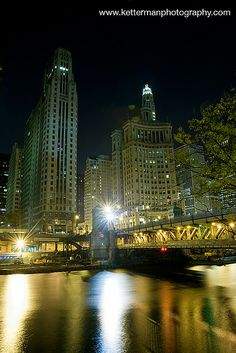 Michigan Avenue ~ Chicago, Illinois
