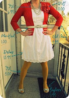 How to dress fabulous on any budget! These girls show you how to do it!