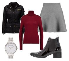 red by fanny-xix on Polyvore