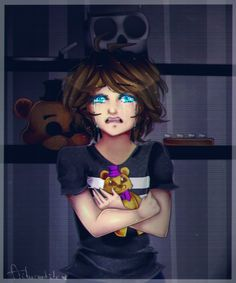 Cry Baby by Ailurophile-Chan on DeviantArt