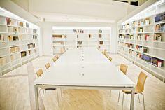 Biblioteca de Galicia - Cidade da cultura by J.A.Sanjurjo, via Flickr