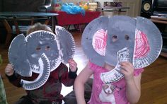 Big Energy-Little Learners...Can I do it all? : Feed the Elephant