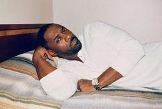 Idris Elba / W Magazine by Juergen Teller