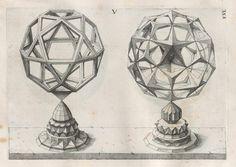 Perspectiva Corporum Regularium - Wenzel Jamnitzer 1568