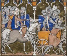 Psautier de Saint-Louis (1270) BNF