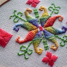 ETSY embroidery carnival