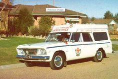 1964 Ambulance studebaker cruiser 1964