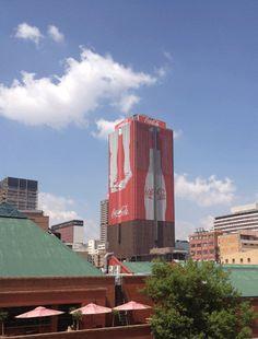WONSA - Outdoor - Coca-Cola signs with Graffiti Impact Media again -  #Outdoor #Advertising #Coca-Cola