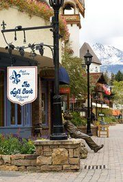 The Left Bank, Vail CO. Vail is awesome.