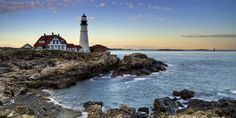 During the early summer and fall months, road trips along the New England stretch of historic U.S. Route 1 offer an unobstructed front-row seat to the region's legendary coastal beauty with plenty of opportunities for the requisite antiquing, light house-spotting, and fresh lobster dinners.