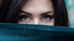 Her Eyes in Portrait [1920x1080] Need #iPhone #6S #Plus #Wallpaper/ #Background for #IPhone6SPlus? Follow iPhone 6S Plus 3Wallpapers/ #Backgrounds Must to Have http://ift.tt/1SfrOMr