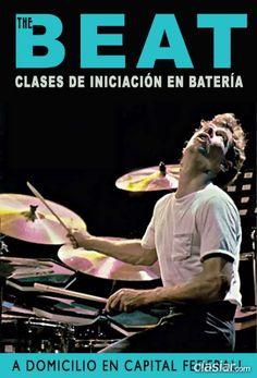 CLASES DE INICIACIÓN EN BATERÍA Si estás pensando en iniciarte en la batería deb .. http://colegiales.clasiar.com/clases-de-iniciacion-en-bateria-id-252015