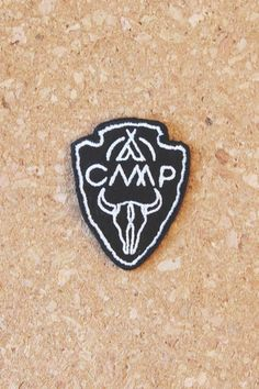 ARROWHEAD PATCH/ camp brand goods