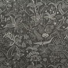 The wonderful Grazia Grande fabric from Ljungbergs Factory has an elegant print with Stig Lindbergs pattern Grazia. Grazia was designed in 1949 but have never been produced on a fabric until now. The pattern is very creative and brings imagination to live. Perfect for curtains, cushions or to upholster a piece of furniture!