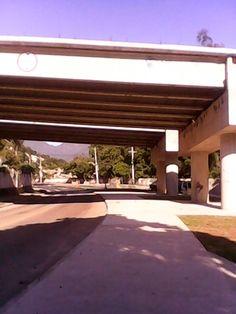 Calçada nova