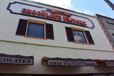Angell Phelps Chocolate Factory In Daytona Beach Fl
