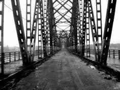 most marszałka na wiśle | zoom | digart.pl