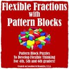 Do you have pattern blocks? Traditionally, we know the triangles as sixths, rhombi as thirds and trapezoids as halves. But what if we changed this ...