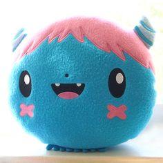 Booba Squidy Pillow Plush! at shanalogic.com