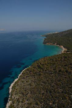 Agkistri Bay, #Greece