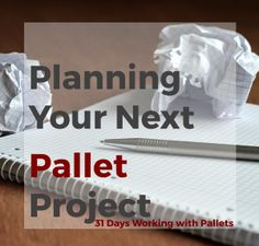 Planning Your Next P