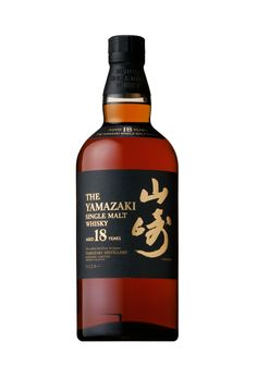 Yamazaki Single Malt Whisky 18YO