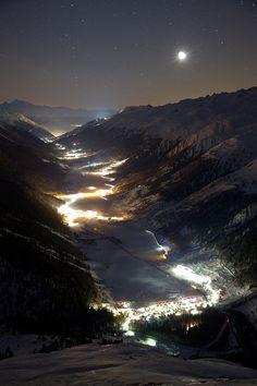 Galaxie - Oberwald, Valais in Switzerland
