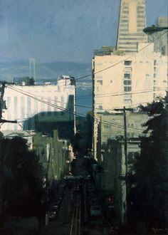Low Sun Rising Shadow (2007) — Ben Aronson