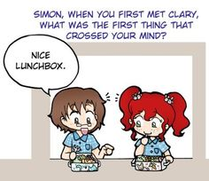The Mortal Instruments - Questions and responds 41 by Felwyn