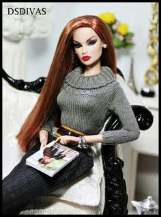 Fashion Doll. ..Lovely