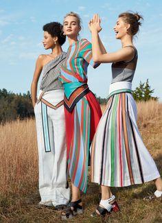 Diane von Furstenberg's wrap dress Is being reinvented.