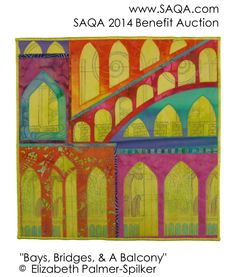 SAQA 2014 Benefit Auction