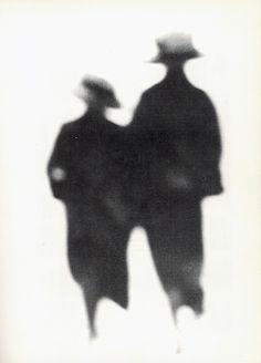 how wonderful it is that nobody need wait a single  moment before starting to improve the world.  anne frank  source: silhouettes in the fog,fall–winter 1985–1986, yohji yamamoto,photography jean–françois deroubaix,fashion memoirs: yohji yamamoto, via+