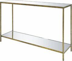 Oly Studio Jonathan Hall Table with shelf
