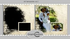 Art template vol.1 by Graphic Creations