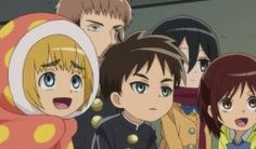 Attack On Titan: Junior High Episode #12 Anime Review (Season Finale)