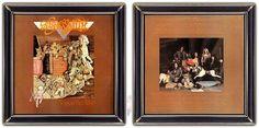 ♫ Aerosmith - Toys in the Attic (1975) - Album Art: Ingrid Haenke & Bob Belott. http://www.selected4u.net/caa/aerosmith/toysintheattic/play.html