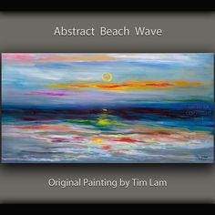 Just wish this was from artist in usa.   Landscape+art+Abstract+Painting+large+Oil+Painting+on+by+elseart,+$339.00.